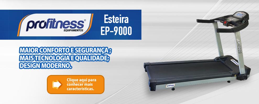 Esteira PROFITNESS EP-9000