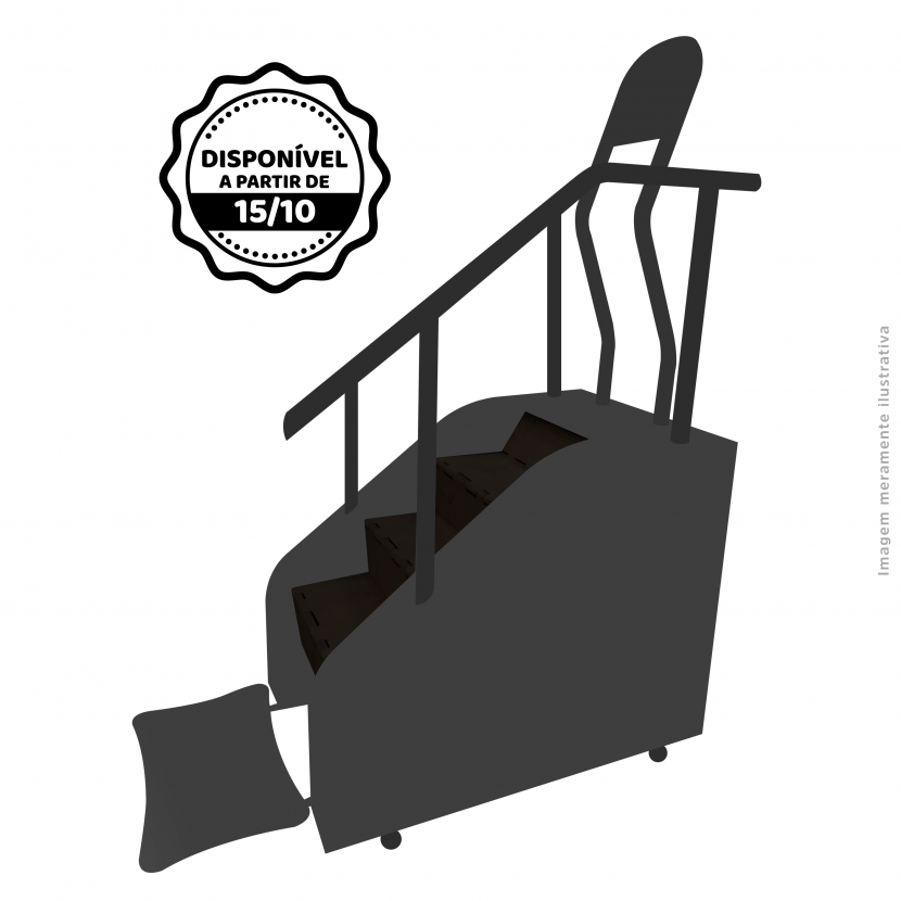 Simulador Escada CLIMB-PRO Simulador de Escada