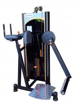 Musculação - Gluteo Vertical Máquina - LSL-050