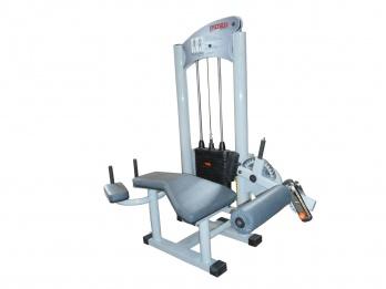 Muscula��o - Flexora Horizontal Maquina - LT-041