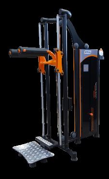 Musculação - Panturrilha Vertical com Agachamento - LS4-103