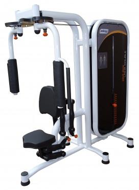 Musculação - Peck Deck Peitoral Dorsal Tradicional Máquina - LD-061