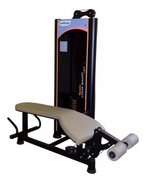 Flexora Horizontal Máquina Pernas