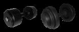 Dumbell Injetado (kg) Anilhas, Halteres e Dumbells